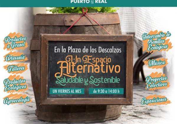 Espacio Alternativo, la nueva actividad de Ecologistas en Acción y el Ayuntamiento de Puerto Real.