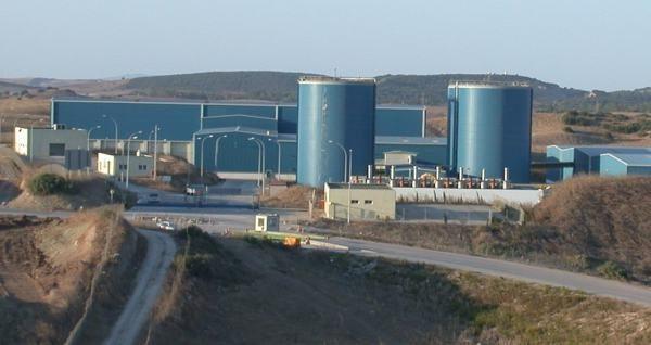 Planta de Biorreciclaje de Cádiz en Miramundo.