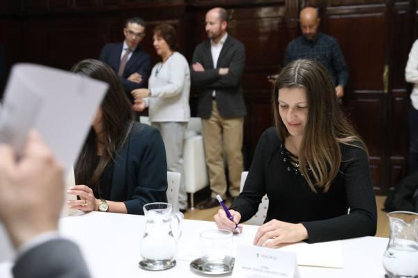 Mayte Sánchez en el encuentro ConsulCon18