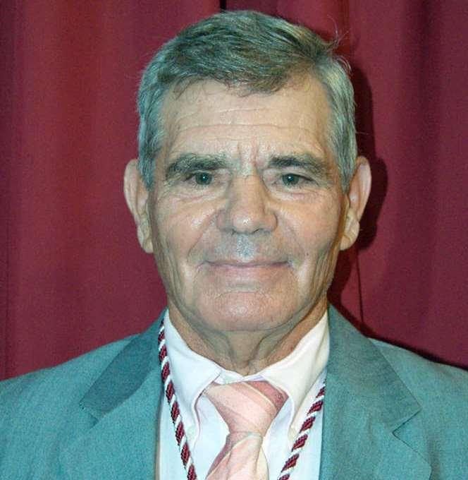 José Pantoja Armario, Vocal de Mayordomía de la Hermandad de La Borriquita.