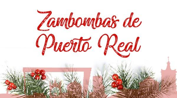 Zambombas de Puerto Real.