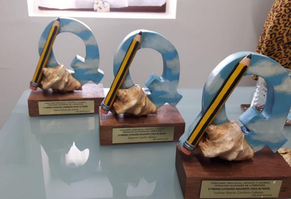 Premios del Concurso Literario Fernando Quiñones.