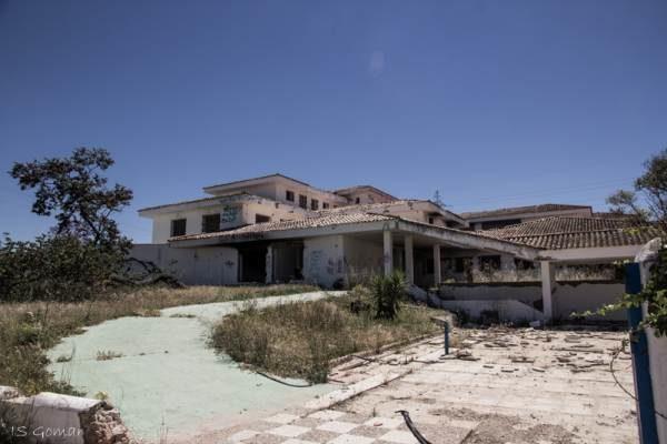 Estado actual de la Casa Cuna de Puerto Real. Foto: IS Gomar / Asoc. Bahía de Cádiz.