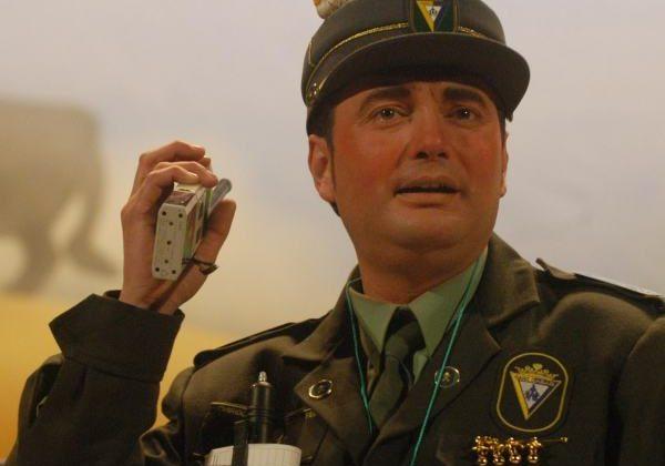 """José Manuel Benítez Braza, más conocido como """"El Sheriff""""."""