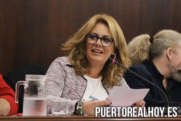 Elena Amaya, Concejal del PSOE Puerto Real.