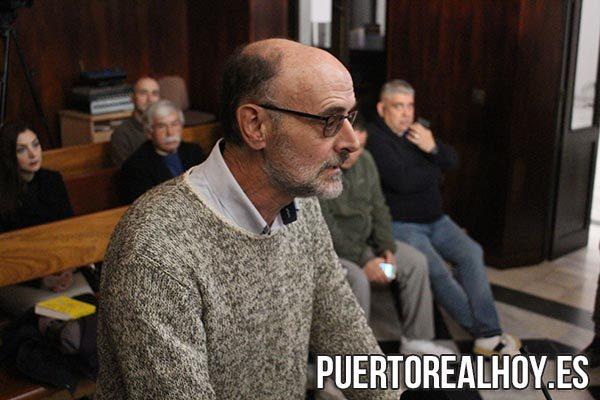 Daniel López, de Ecologistas en Acción.