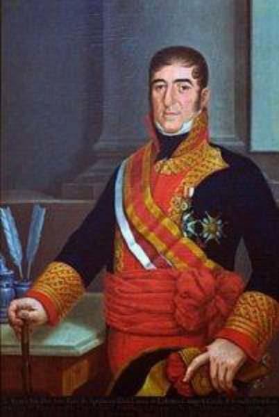 Almirante Apodaca