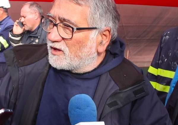 Antonio Noria, Presidente del Comité de Empresa de Navantia Puerto Real.