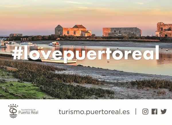 Imagen de Puerto Real para FITUR 2019.