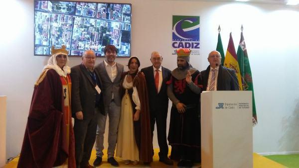 Presentación de Puerto Real en FITUR 2019.