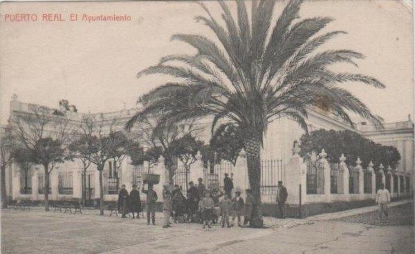 Casa Consistorial de la Plaza de Jesús
