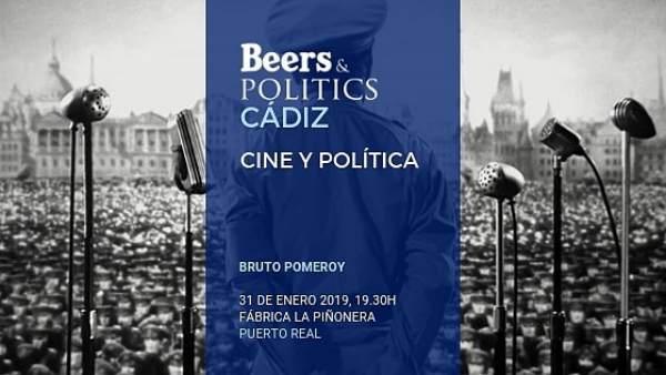 Beers & Politics en Puerto Real.