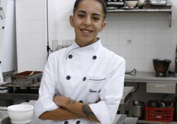 Carmen Mateos, cocinera de Puerto Real.