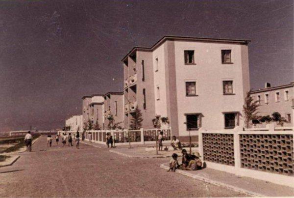 Barriada de Matagorda.
