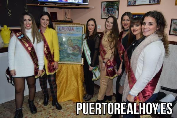 Piñoneras de Puerto Real 2019.