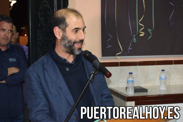 Antonio Romero, durante la presentación del Programa de Carnaval.