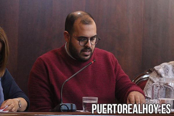 Carlos Salguero, Concejal del PSOE Puerto Real.