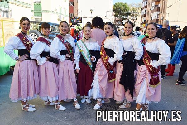 Las Piñoneras de Puerto Real.