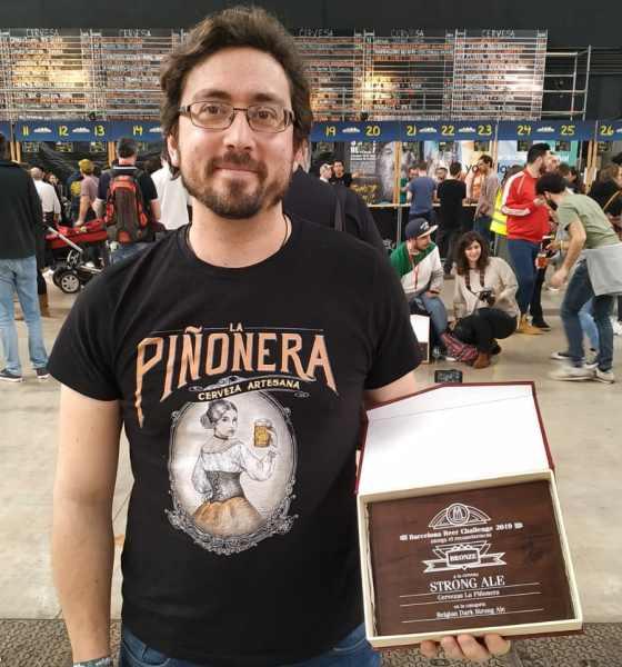 Israel Pérez, de La Piñonera.