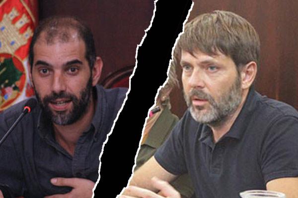 Antonio Romero y Alfredo Charques.
