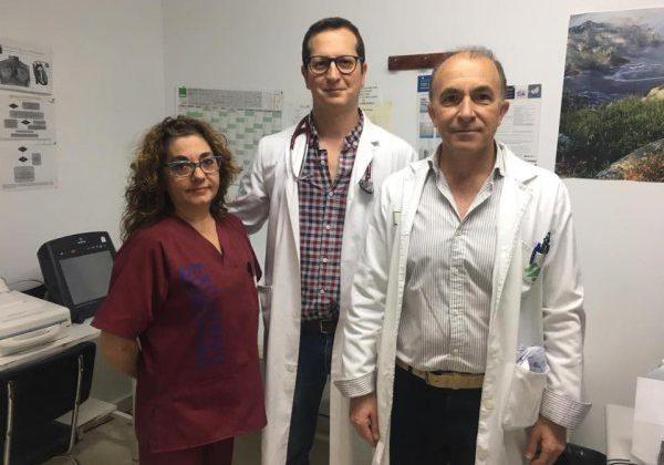 El Hospital de Puerto Real recibe un reconocimiento nacional por su trabajo en la asistencia a la insuficiencia cardiaca