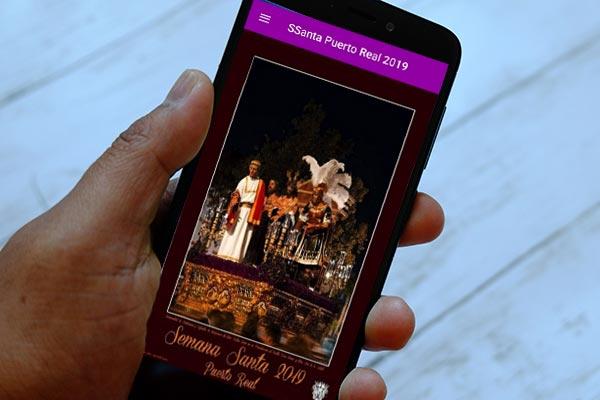 App de la Semana Santa 2019.