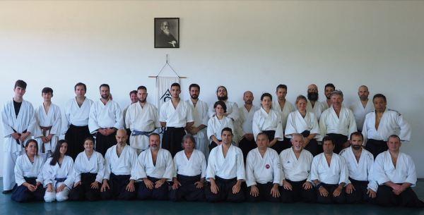 Congreso Andaluz de Aikido en Dojo Lebrón