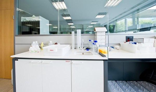 El material con que cuentan los nuevos laboratorios para el diagnóstico de Covid-19.