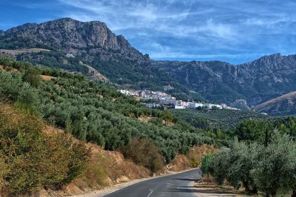 Sierra de Cádiz. Foto: Pixabay