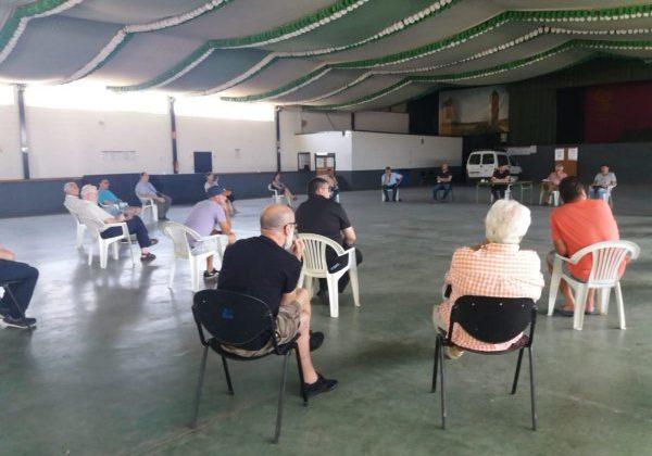 Reunión entre Ayuntamiento y Entidades Locales