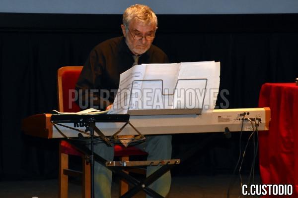 Manuel Moro, pianista.