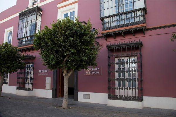 Casa Roja de la Calle Ancha de Puerto Real