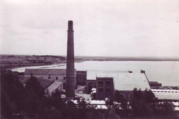 Fábrica de Ladrillos de Lavalle (1940)