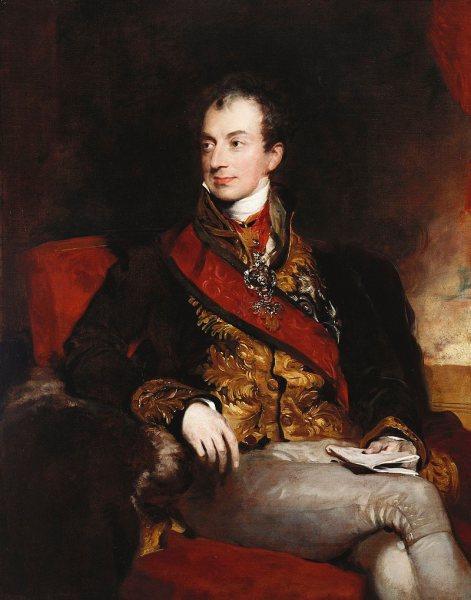 Príncipe de Metternich. Arquitecto de la Restauración.