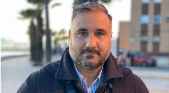 José Juan López, Coordinador de VOX Puerto Real