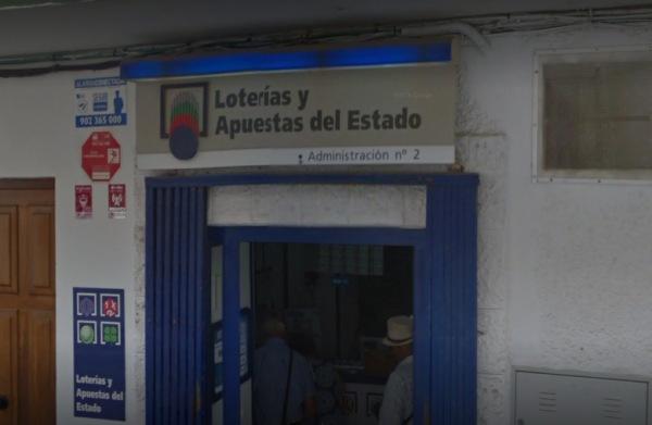Administración de Loterías Nº2 de Puerto Real