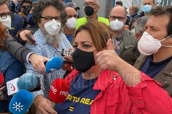 Elena Amaya, Alcaldesa de Puerto Real